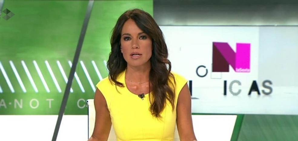 La gran 'pillada' en directo a Cristina Saavedra en 'laSexta noticias'