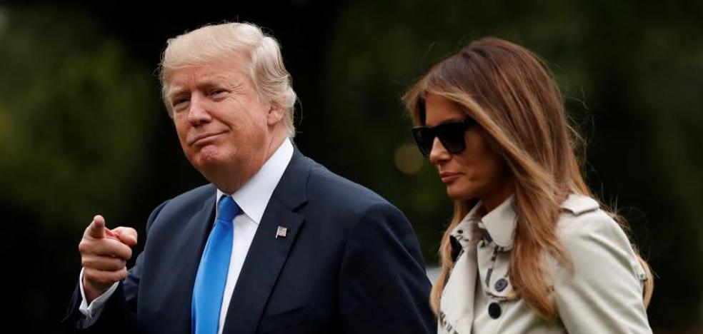 Trump, «muy orgulloso» de sus iniciativas para acabar con el Obamacare