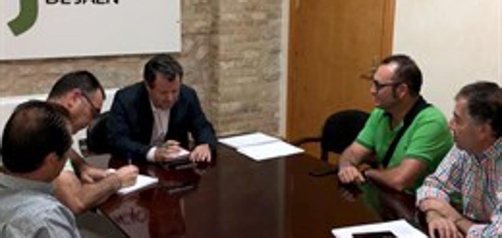 200.000 euros para el fomento del cultivo del pistacho en la provincia