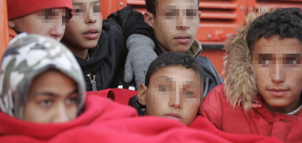 Más de 70 menores inmigrantes han 'huido' de centros de acogida desde julio