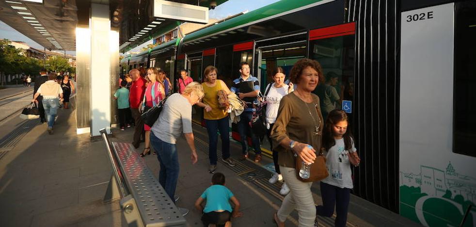 Reestablecido el Metro en el tramo Estación de Autobuses-Renfe