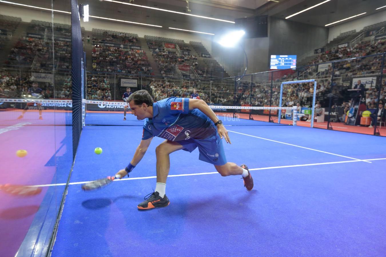 La final masculina del Granada Open, en imágenes