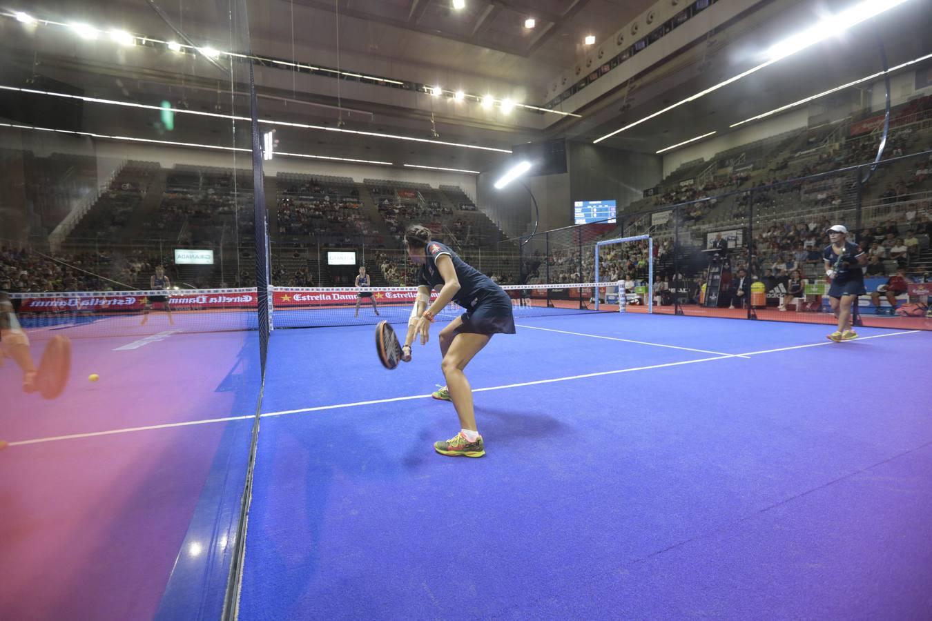 La final femenina del Granada Open, en imágenes
