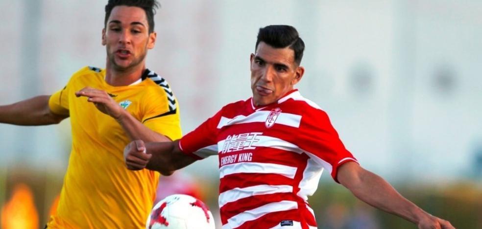 El Granada B se lleva un merecido empate en su visita al Jumilla