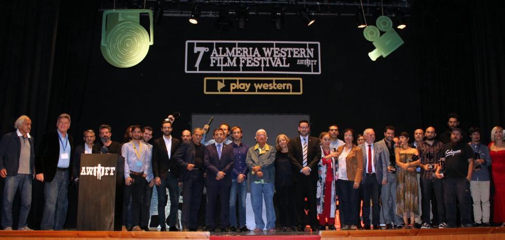 'Mimosas', gran triunfadora de la séptima edición de Almería Western Film Festival