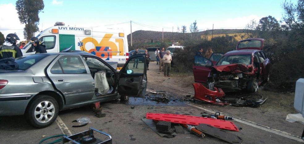 Los adelantamientos y las salidas de vía están detrás de la mayoría de muertes en el asfalto
