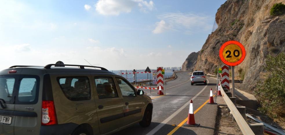 El tramo de El Cañarete sufrirá a partir de hoy cortes por obras durante tres semanas