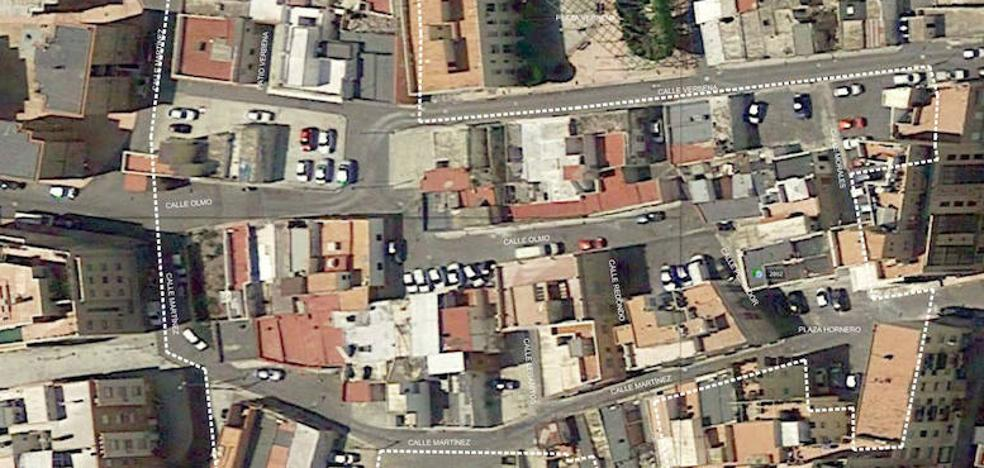 Urbanismo aparta 1,7 millones para expropiar casas en el Barrio Alto