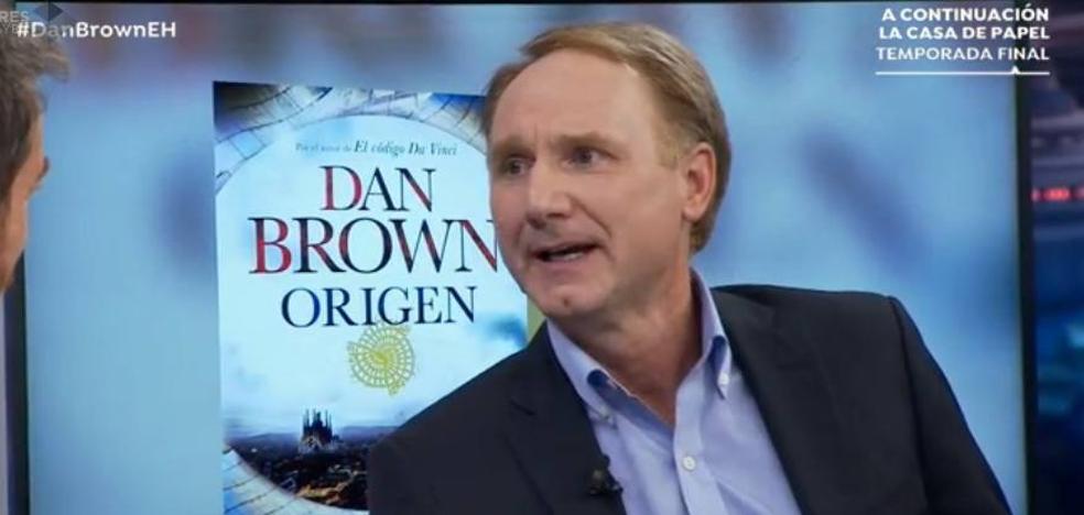 Dan Brown y el sobrecogedor experimento del que fue testigo
