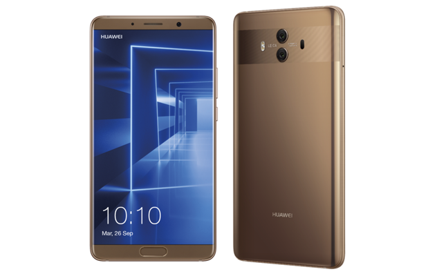 Huawei Mate 10: el primer móvil basado en inteligencia artificial