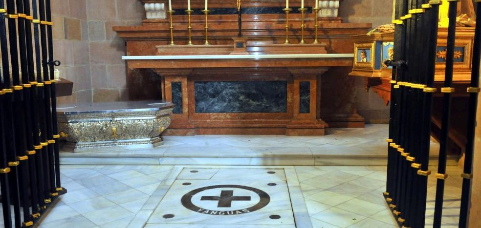 Las aportaciones de la familia Yanguas a Santa María motivan un homenaje