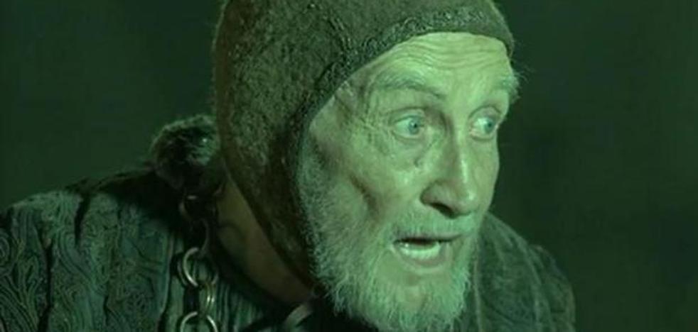 Fallece Roy Dotrice, actor de la segunda temporada de 'Juego de Tronos'