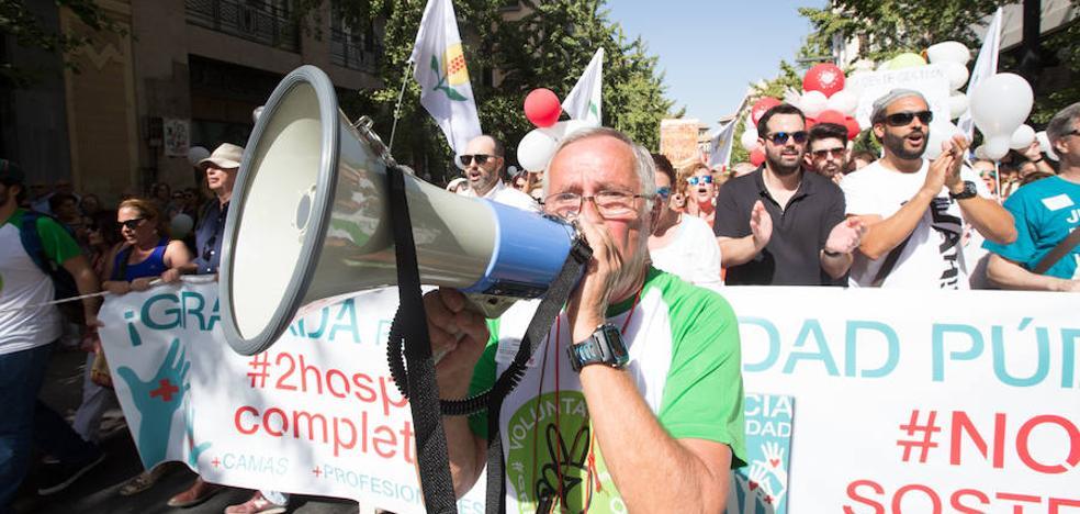 Fijan nuevas protestas contra el proceso de fusión hospitalaria en Granada