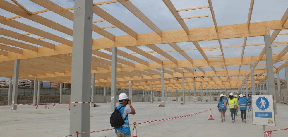 El Centro Comercial Torrecárdenas abrirá en un año con la previsión de crear 1.300 empleos