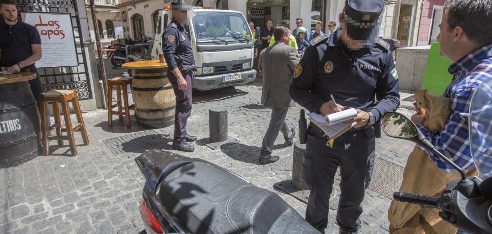 Granada abre una investigación sobre las multas 'perdidas' desde el año 2015