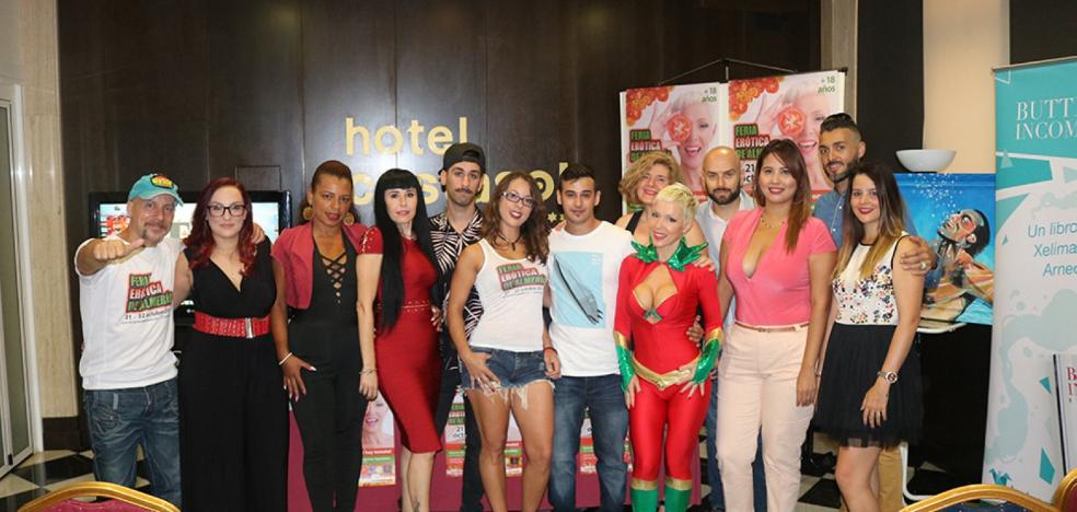 La primera feria erótica de Almería se celebra este fin de semana