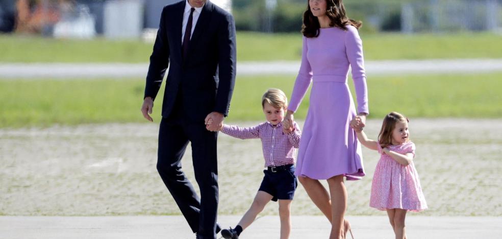 Nueva sorpresa de la familia real británica