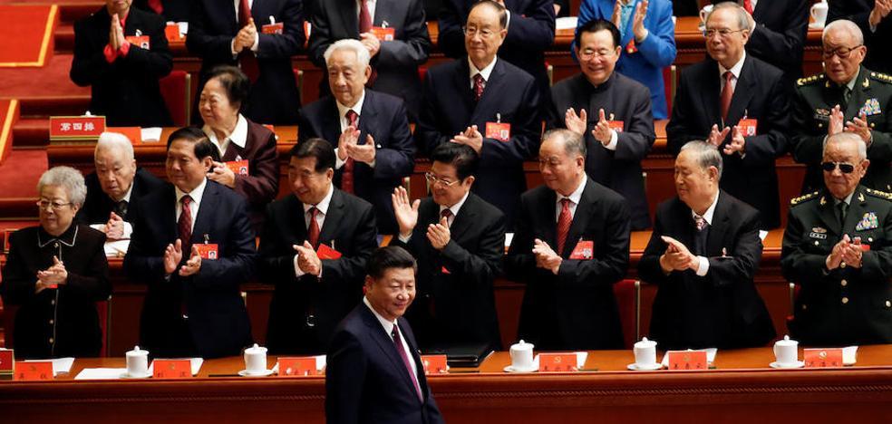 Xi Jinping promete una China «erguida entre todas las naciones» en 2050