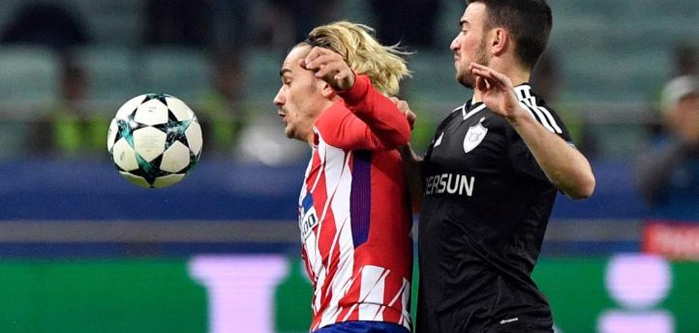 Un Atlético sin identidad y con problemas