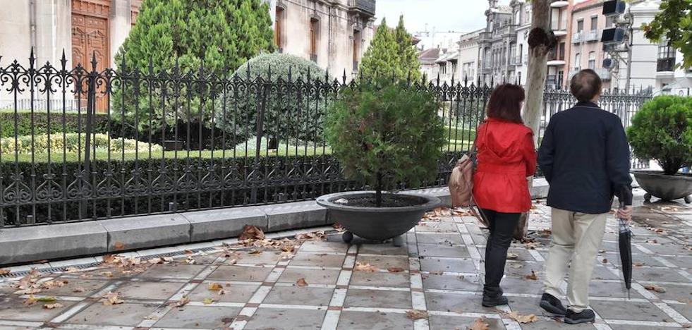 La lluvia suspende por primera vez las Chilindrinas