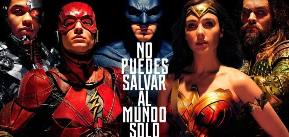 Cartelera de cine en Granada: horarios y estrenos para el viernes 17 de noviembre