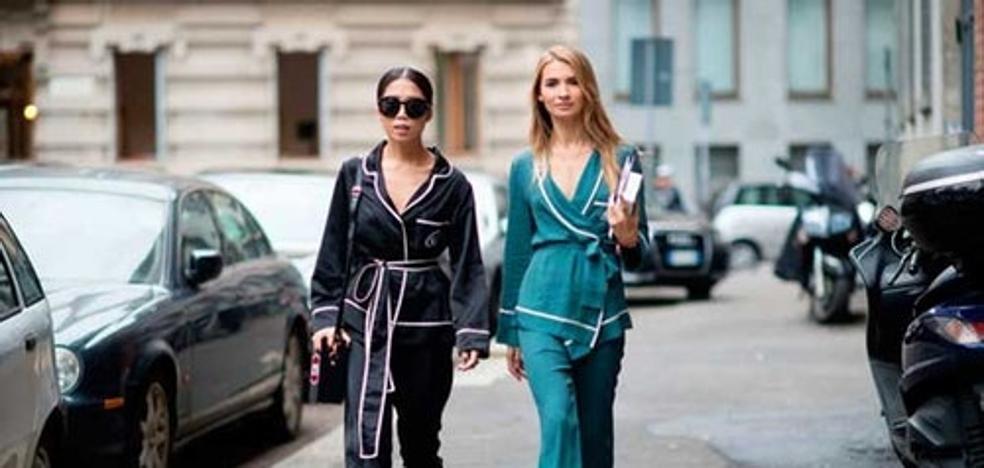 Los extravagantes pijamas para salir a la calle que arrasan en las redes sociales