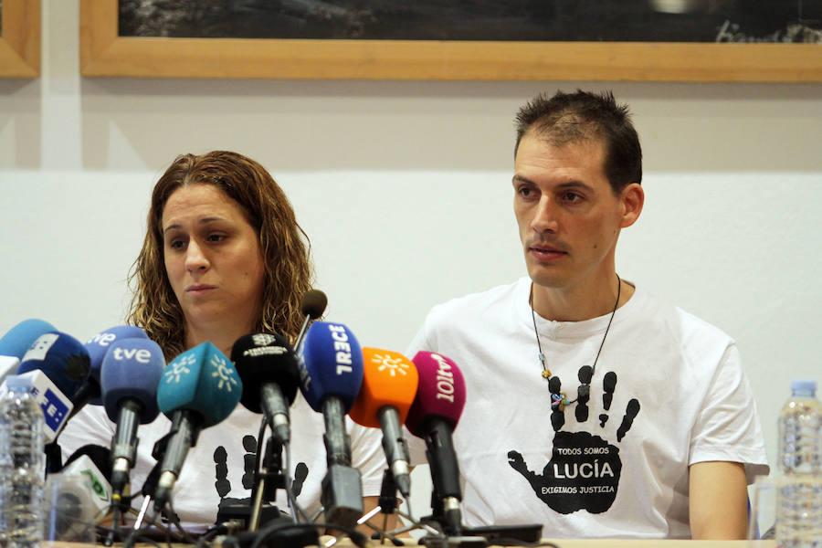 La indignación de los padres de Lucía Vivar