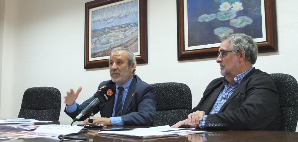 La Mesa del Tren debatirá en Vera sobre el «secuestro ferroviario» de la logística en la provincia