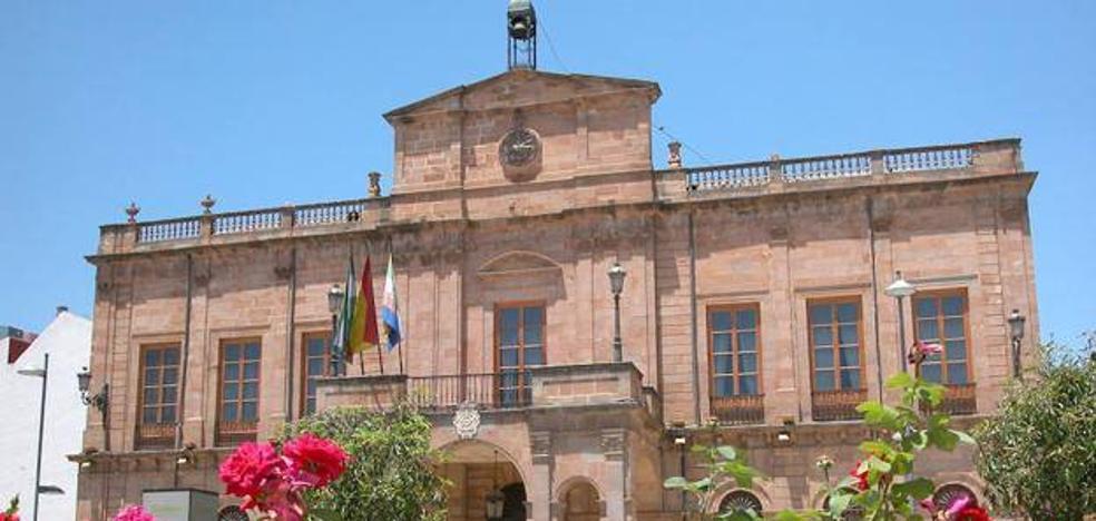La Junta licita por casi tres millones de euros el final de la rehabilitación del Ayuntamiento de Linares