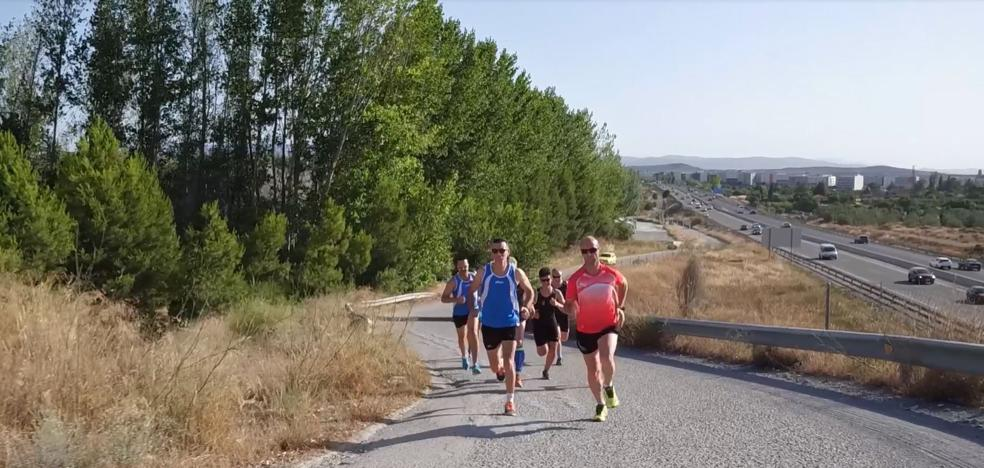 La carrera de Dílar: 16 kilómetros entre fuentes de agua fresca y un final cuesta arriba
