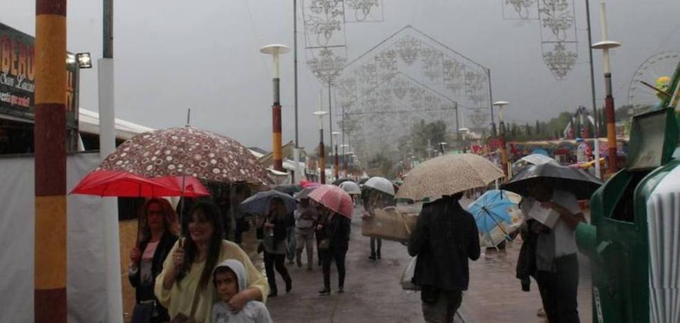 La Feria de San Lucas alcanza su ecuador con 160 atendidos por los servicios sanitarios