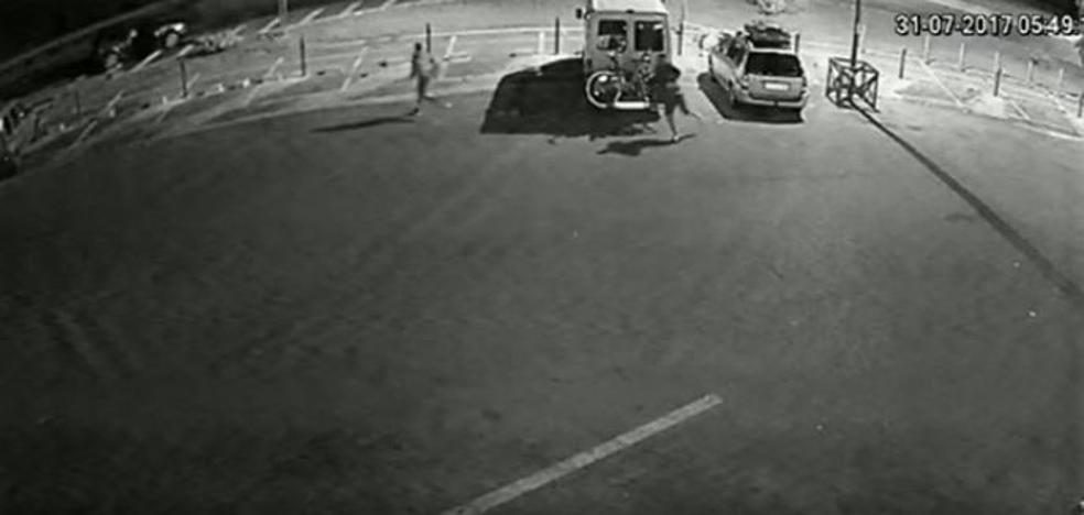 Detienen a siete personas por 19 robos en vehículos en áreas de servicio