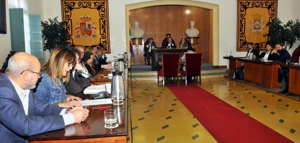 La Junta licita la segunda fase para la rehabilitación del Ayuntamiento