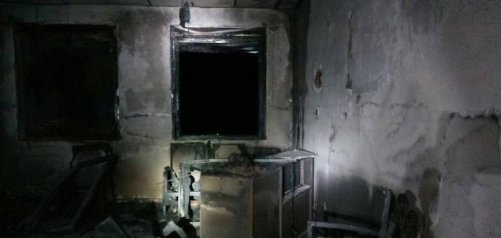 Arde una residencia para discapacitados en Velez Rubio