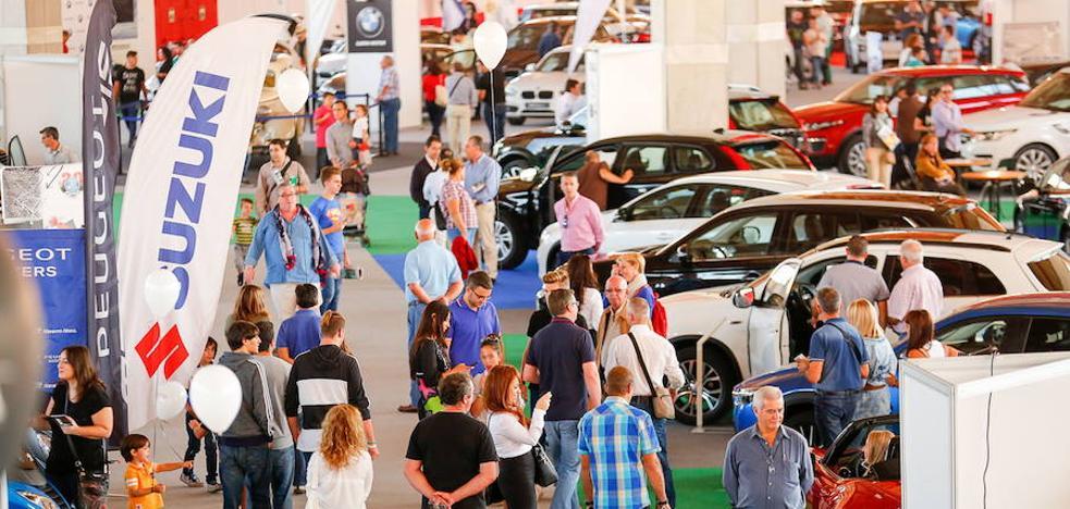 Todo listo para la Feria del Motor Granada 2017 que organiza IDEAL