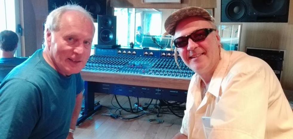 El productor de Muse, Radiohead y The Stone Roses, en Albuñuelas