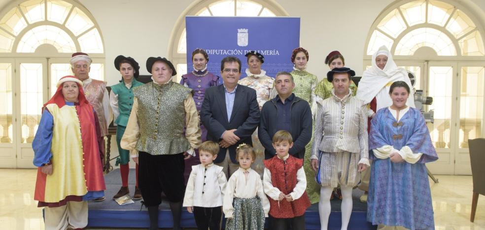 La rebelión morisca de La Alpujarra, 450 años después a través de unas jornadas del IEA