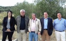 La Diputación de Jaén mejora la impermeabilización del depósito de agua para la población ruseña de El Mármol