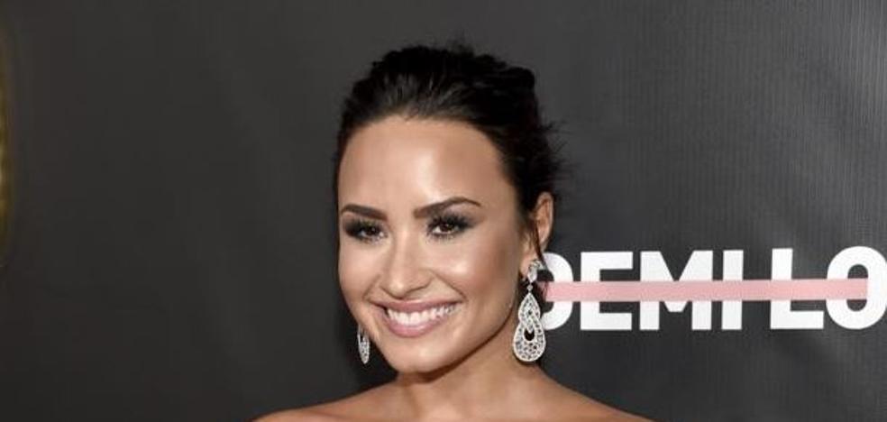 Demi Lovato se muestra antes y después de su desorden alimenticio