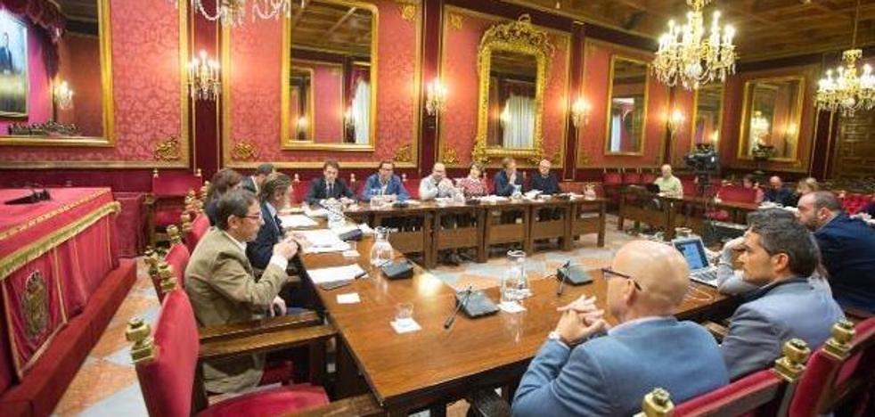 El PP da oxígeno a Cuenca y permite que el plan de ajuste llegue al pleno