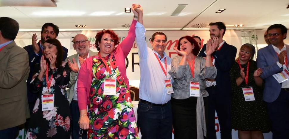 """Entrena reivindica un PSOE """"vivo y plural"""" que dé voz a la provincia de Granada"""