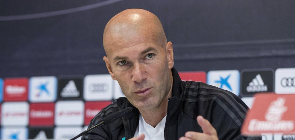Zidane responde a Lineker: «Lo que dijo es una vergüenza»