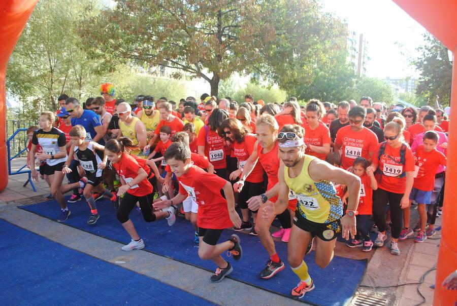 Encuéntrate en la carrera de Cruz Roja Corre por la Infancia