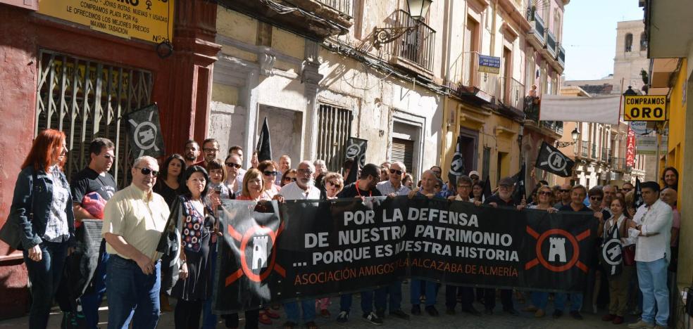 Amigos de la Alcazaba exige la protección de la Casa Góngora y de la arquitectura local
