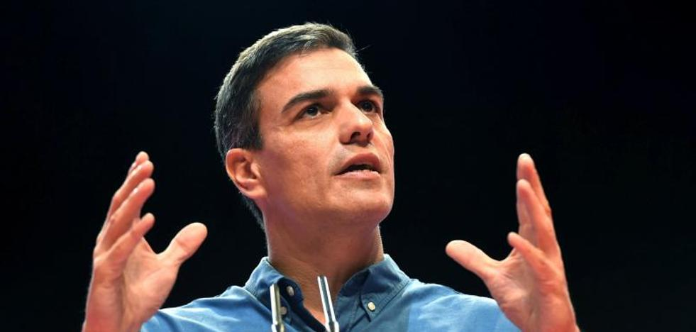 Sánchez advierte de que la activación del 155 «dependerá de Puigdemont»