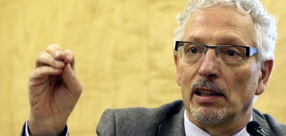 El exjuez Vidal avisó de que la Guardia Civil iba a un colegio y que le esperaban con una barricada