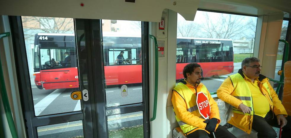 Dos líneas de autobuses metropolitanos modifican su recorrido para conectar con el metro