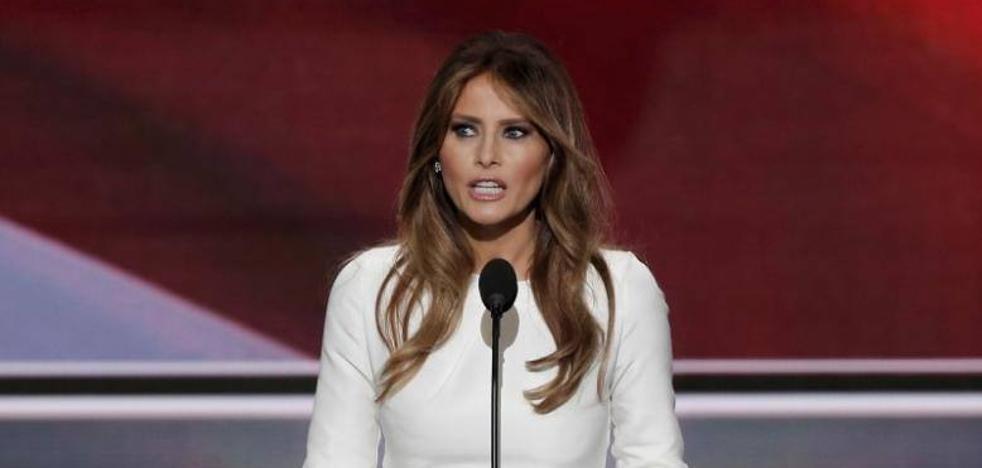 ¿La Melania Trump que conocemos es una impostora?