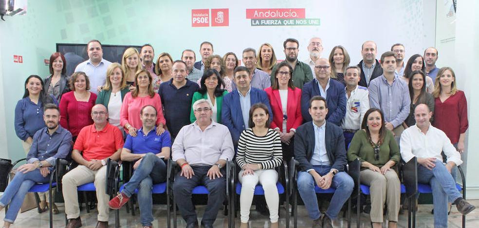 La nueva ejecutiva socialista impulsará grupos de trabajo sobre empleo, estado del bienestar y 'Más PSOE'