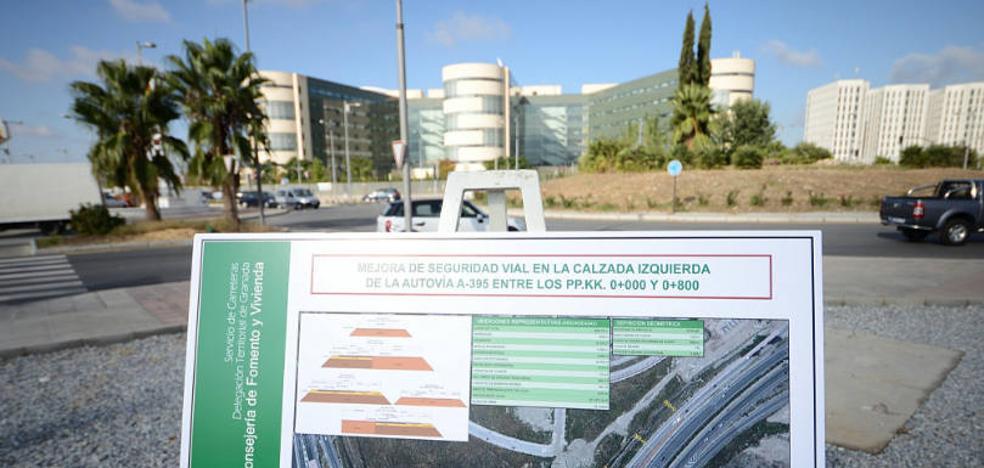 Licitan por más de 610.000 euros las nuevas conexiones del PTS con la Ronda Sur y la A-44